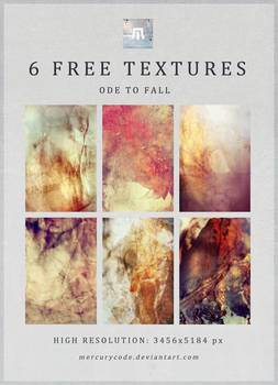 Free Texture Pack 21 - Ode to Fall