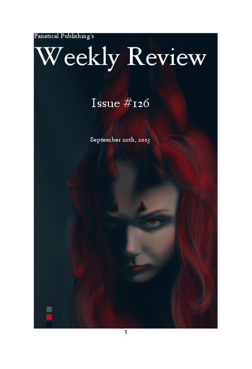 Fanatical Publishing's WEEKLY REVIEW, Issue 126 by FanaticalPublishing