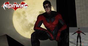 New 52- Nightwing Costume #2