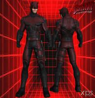 Daredevil (Netflix) by lonelygoer