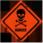 Danger by TonyVallad