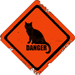 Dangerous Cat by TonyVallad
