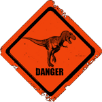 Dangerous Rex by TonyVallad