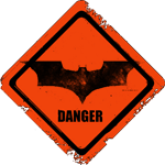 Danger: Batman by TonyVallad