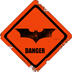 Danger: Batman v2 by TonyVallad