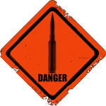 Danger: Bullets passing by by TonyVallad