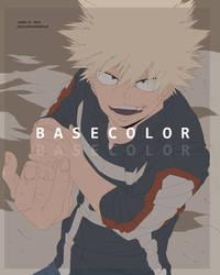 Boku no hero academia |Bakugou .Base.| by I-DEVOS