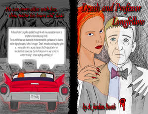 Full Cover Image: Death and Professor Longfellow