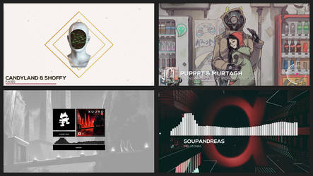 Monstercat Podcast Layout 1.4.0 by Cubed3