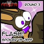 IF Round 3 Flash: Vs Jeff by Zeurel