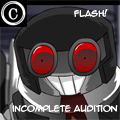INCOMPLETE CC Flash Audition by Zeurel