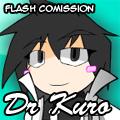 Flash Comisson: Ember-aka-kit by Zeurel