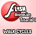 Flash Tutorial 1 Walk Cycles