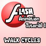 Flash Tutorial 1 Walk Cycles