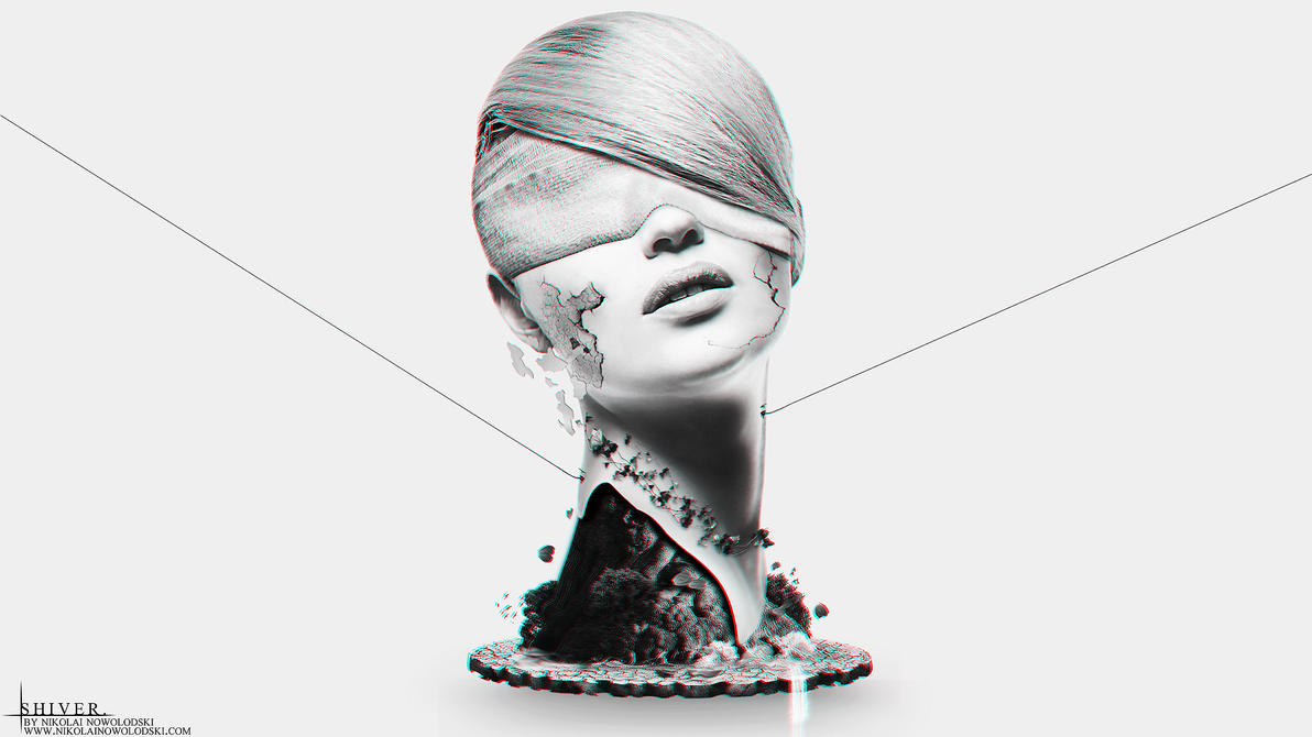 Shiver 3D by ZEROconcept