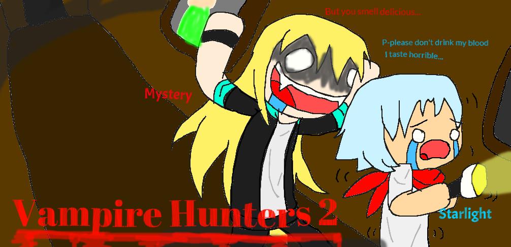 Roblox Vampire Hunters 2 By Kitthekid On Deviantart