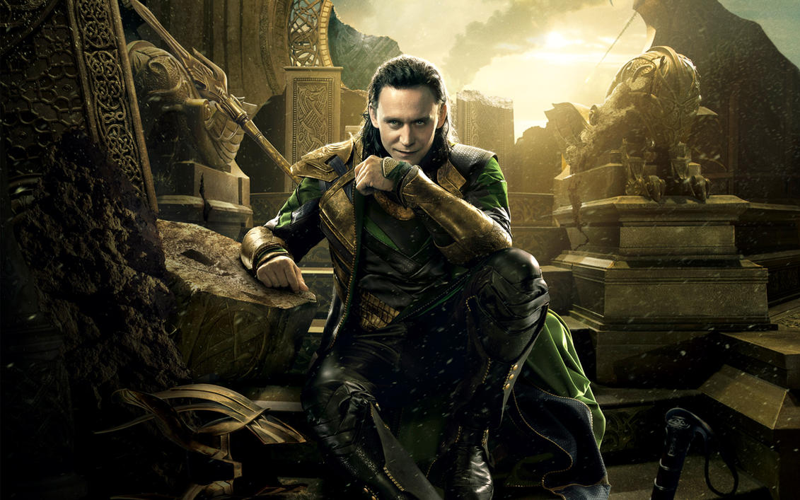 Loki X Reader: King of Asgard (One-Shot) by Mind-Wolf on