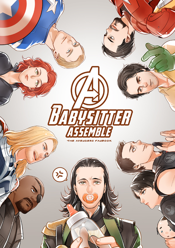 AvengersXBaby!Reader: Babysitters Asemble! (OS!) by Mind-Wolf on