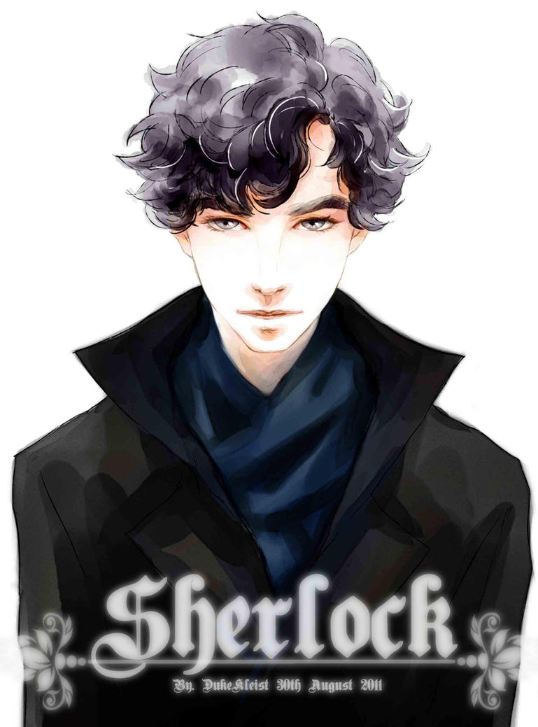 Sherlock X Reader: Deducing You (One-Shot!) by Mind-Wolf on