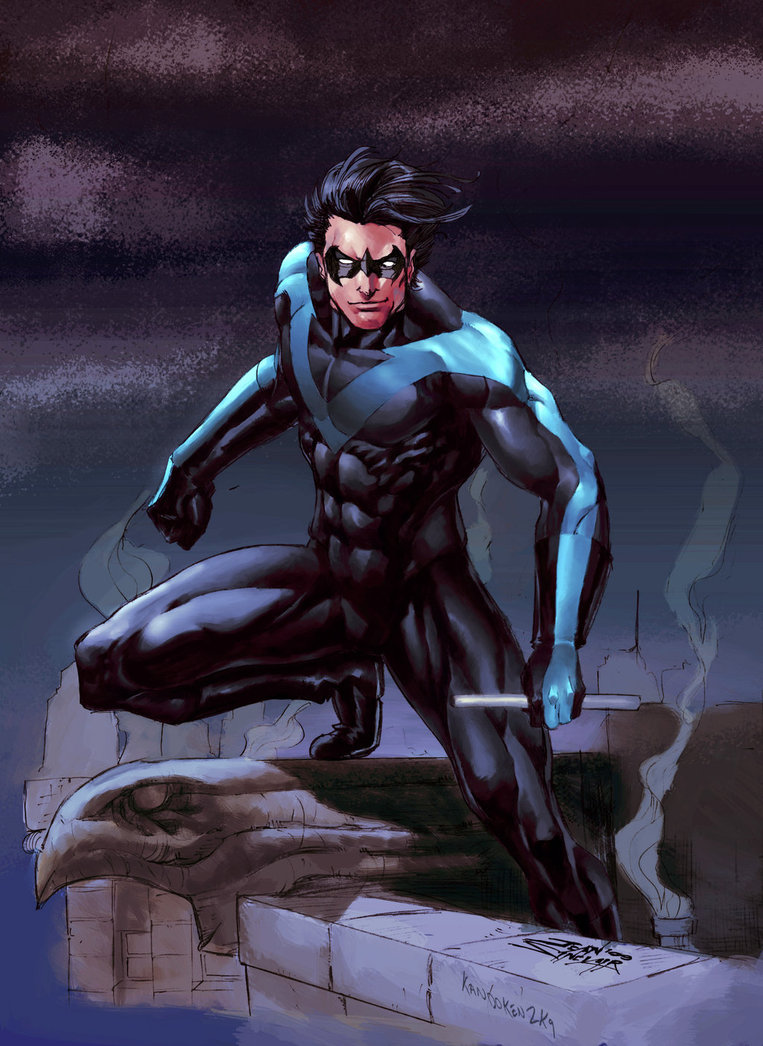 nightwing x reader: man behind the mask (o-s!) by mind-wolf on