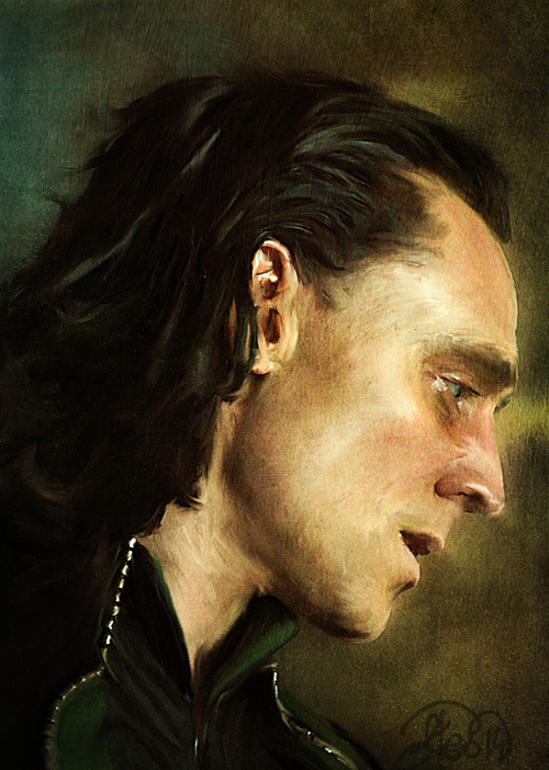 Loki X Reader: Take Me Instead (One-Shot!) by Mind-Wolf on