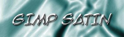 GIMP Satin Script by fence-post