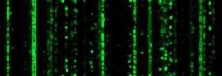 GIMP Matrix - No PS Filters by fence-post