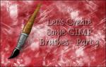 Creating GIMP Brushes Part 3