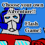 Choose Your Own Adventure::TF