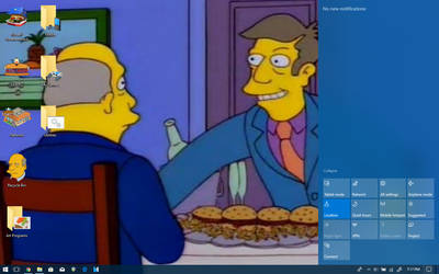 Windows 10 - Steamed Hams by MrRussellgro