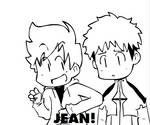 GIFAttack on Titan/Attack on Space: Hey Jean (Old)