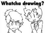 GIF: Whacha Drawing? (Old)