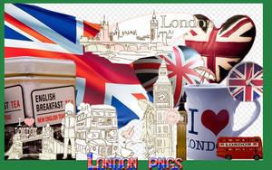 +London png. by xturntheworldaround