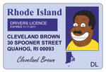 Cleveland's Driver's Licence