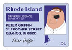 Peter's Driver's Licence