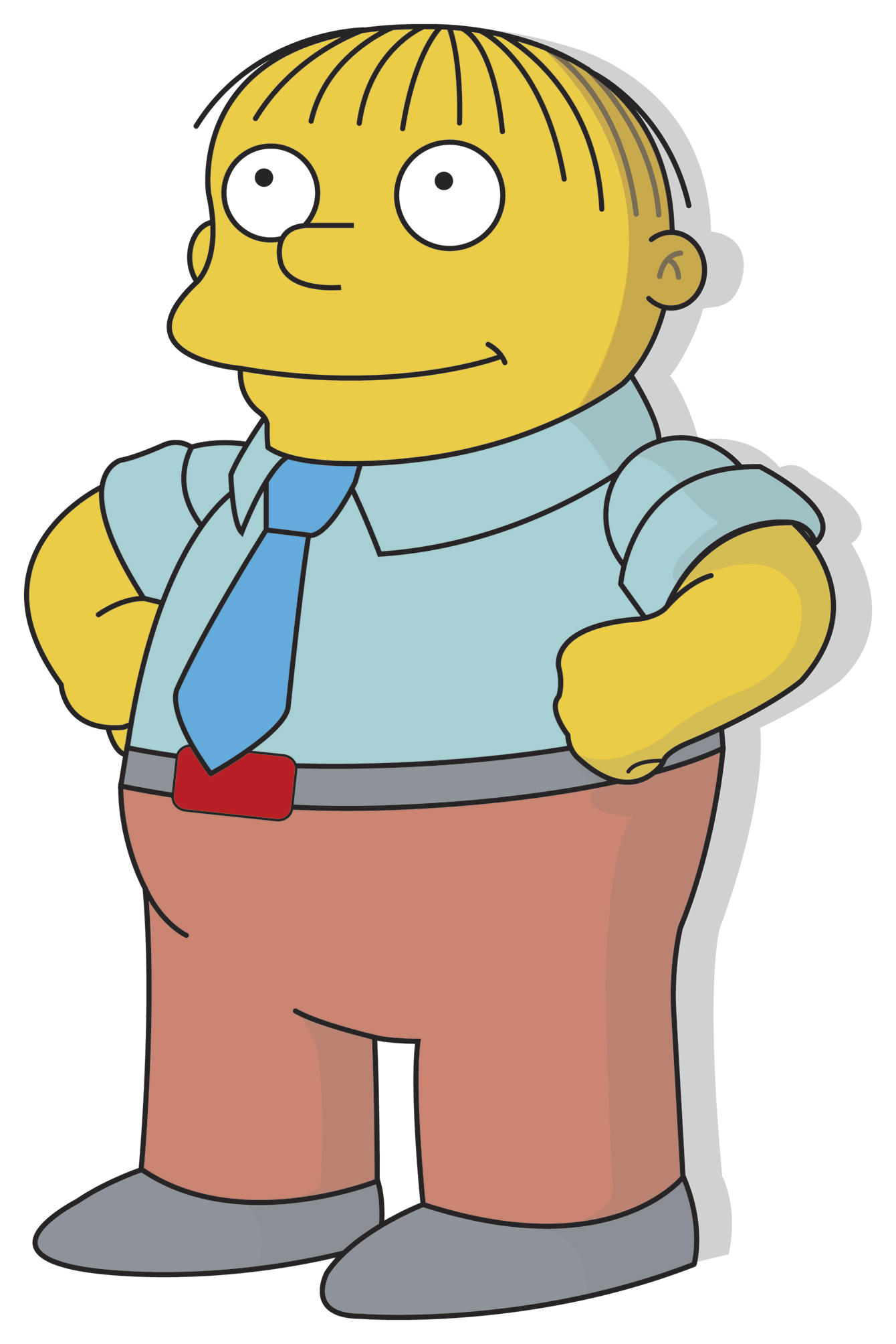 Ralph Wiggum by CartmanPT on DeviantArt