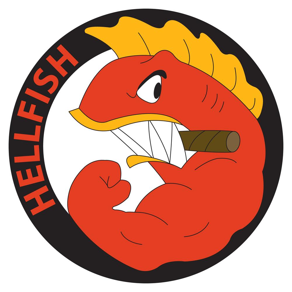 The Flying Hellfish