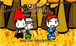 Over The Garden Wall Main Trio Walfas Download