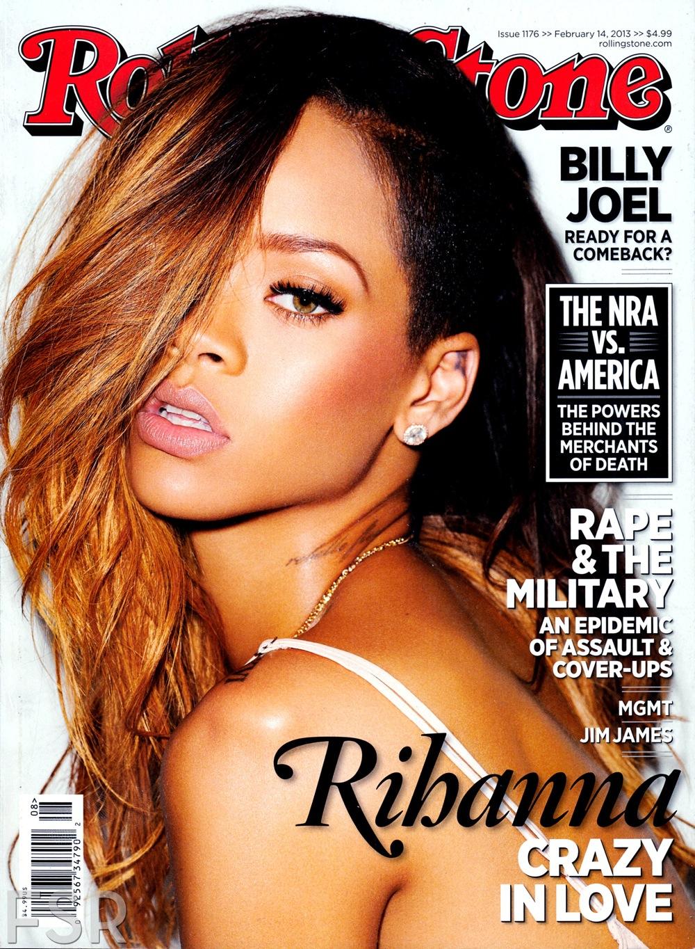 Rihanna rolling stone opinion you