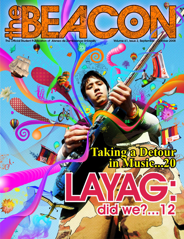 September-October 08 Issue by beaconnewsmag