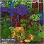 Furcadia Item Patch: Trees