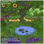 Item Patch: Garden Plants