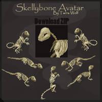 Skellybones by Terra-Wolf