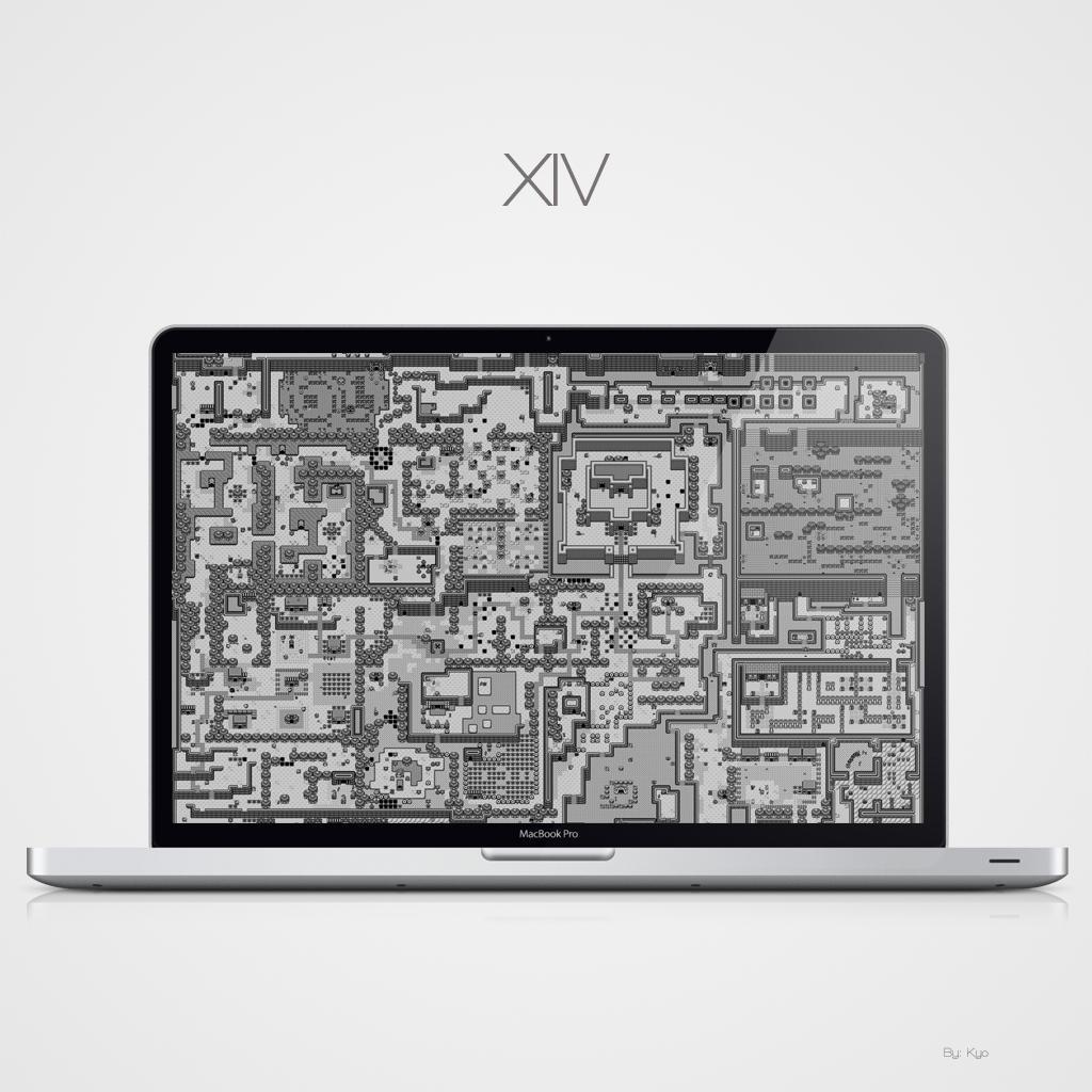 XIV by Kyo616
