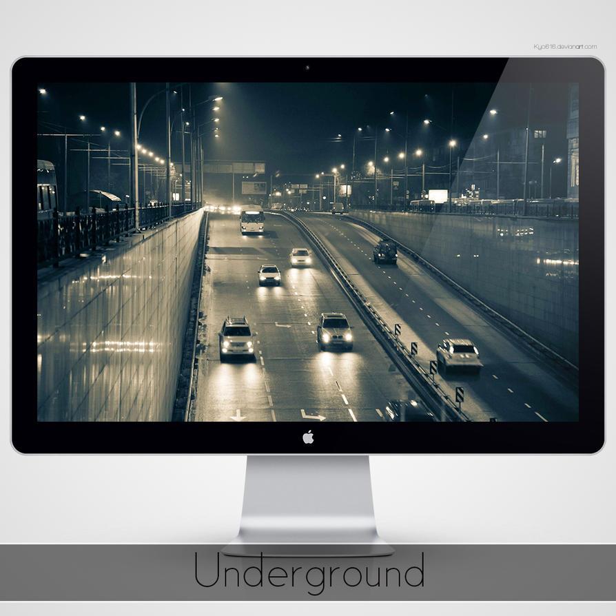 Underground by Kyo616