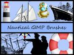 Nautical GIMP Brushes
