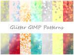 Glitter GIMP Patterns