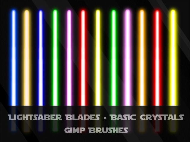 Lightsaber Blades - Basic by Jedania
