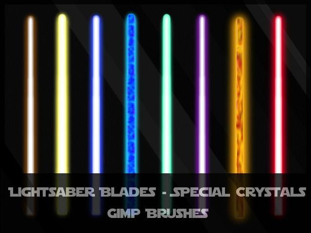 Lightsaber Blades - Special by Jedania