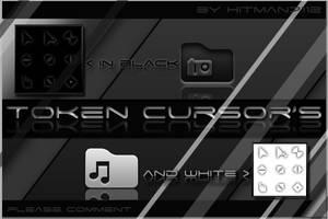 Token Cursor's by Hitman7112